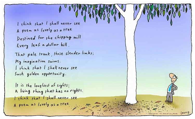 leunig-tree
